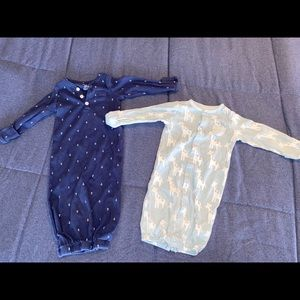 3 Month Baby Pajamas Lot By Carter's